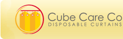 Cube Care Disposable Curtains